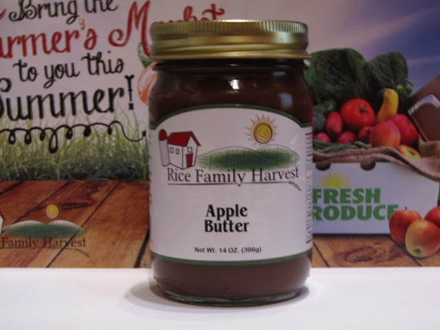 Image of Apple Butter - Our Stuff!