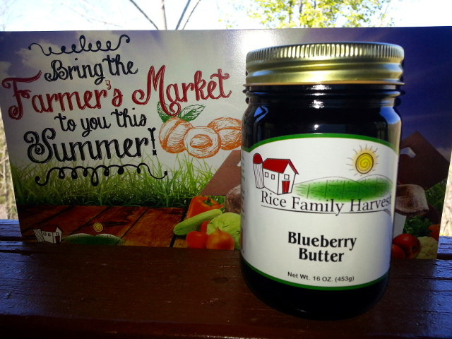 Image of Blueberry Butter - Our Stuff!
