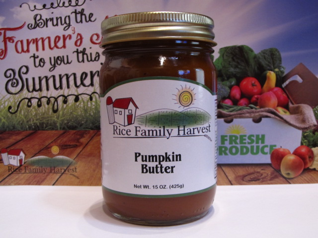 Image of Pumpkin Butter - Our Stuff