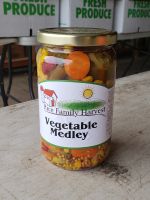 Image of Vegetable Medley