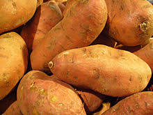 Image of Sweet potato
